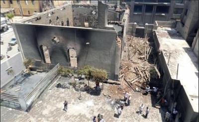 Egypt Coptic Christians talk peace and love, refuse to retaliate after church attacks