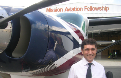 Connecting with God's dream for aviation ministry