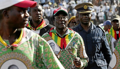Zimbabwean church leaders encourage peace after Mugabe claims disputed victory