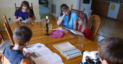 The Romeike family, who face persecution in Germany because they homeschool, are seeking political asylum in the U.S. (PHOTO: Homeschool Legal Defense Association)