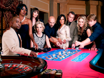 """High Rollers features the talents of several A-list stars: Brümilda van Rensburg, Justin Strydom, Antony Coleman, Rolanda Marais, Fezile Mpela, Xolile Tshabalala, Carmel Fisher, Carine Rous and Vilje Maritz. The series is an inter-generational family drama centring on three """"brothers"""" – the Machiavellian casino kingpin David (Coleman), his flawed and volatile older brother Paul (Strydom) and David's trusted right-hand man Thato """"TT"""" Mogale (Mpela) – who are divided by their love for money, family and God. From the boardroom to the bedroom, each man plays the hand dealt to him as they navigate a precarious tightrope between loyalty and betrayal."""