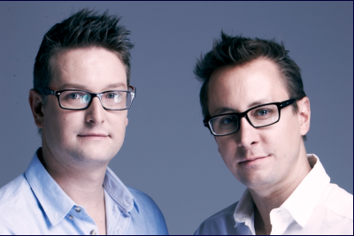 Rous brothers bring God-centred worldview to TV, film entertainment