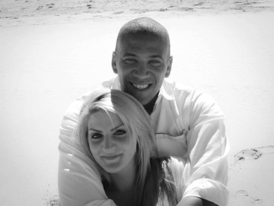 Tellind and his Canadian fiancé La Derrah, who are tackling drugs and human trafficking in Nelson Mandela Bay.