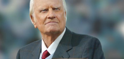 Billy Graham sounds alarm for 2nd Coming