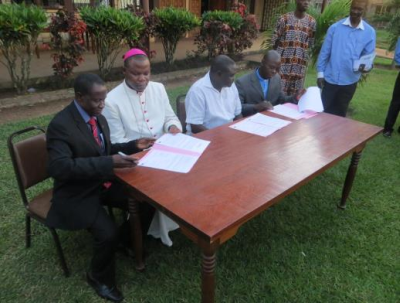 Church leaders in the Central African Republic have issued a joint appeal for international action.(ph World Watch Monitor