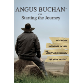 Angus Buchan — Starting the Journey: DVD review