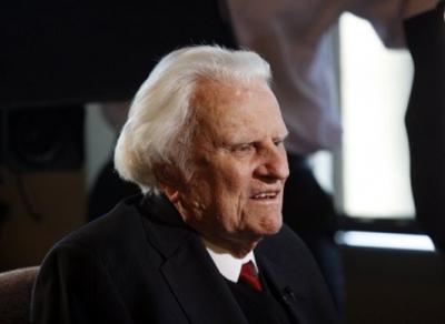 Happy 99th birthday today, Billy Graham