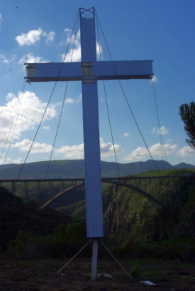 Celebration planned at foot of the Cross of Hope