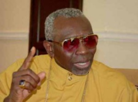 The Rev. Ayo Oritsejafor, president of the Christian Association of Nigeria. (PHOTO: Morning Star News).