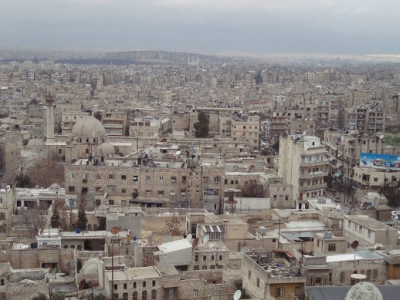 CNN claims ISIS has taken control of key entry points into the city of Aleppo. (PHOTO: David Holt / Flickr / Creative Commons)