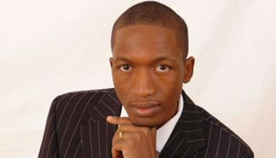 Prophet Angel, one of Zimbabwe's celebrity prophets.