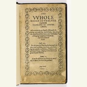 psalmsbook