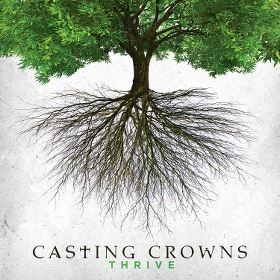 Casting Crowns' Mark Hall talks about their upcoming album 'Thrive'