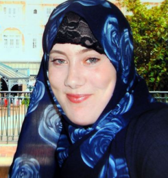 Samantha Lewthwaite aka the White Widow.