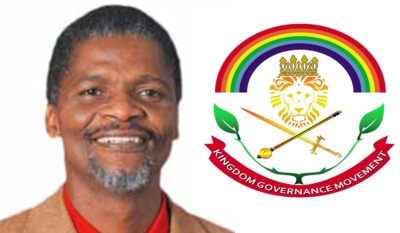 Voters must choose between God and antichrist says Matomela