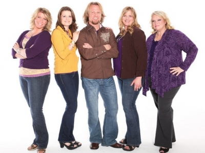 Kody Brown and his four wives, (PHOTO:: The Kody Brown Family)
