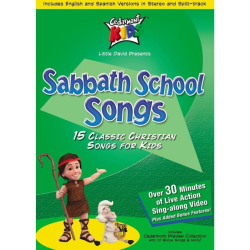 Sabbath School Songs — 15 Classic Christian Songs for Kids: Review