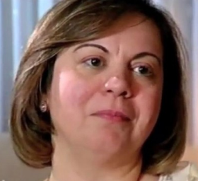 Therese Daoud (PHOTO: Screen capture: Channel 2)