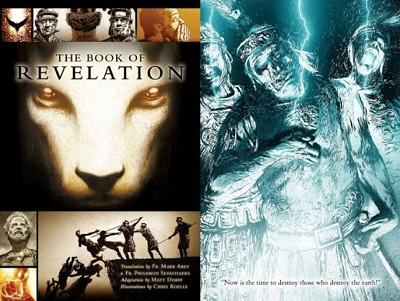 The Book of Revelation: Illustrated by Chris Koelle