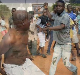 Central African Republic violence.