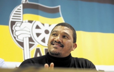 "Said ANC Western Cape chairman Marius Fransman: ""For us there is an important role [for the church]. We joined the struggle through our involvement with the church. (Times Live File photo - Image by: SHELLEY CHRISTIANS)"