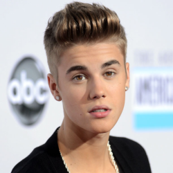 Justin Bieber...'serious about his Christian faith'.