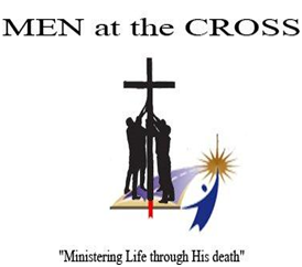 Men at the Cross