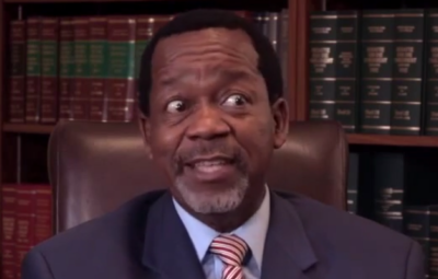 Rev Kenneth Meshoe, ACDP President (PHOTO: Screenshot from Watchman on the Wall interview)