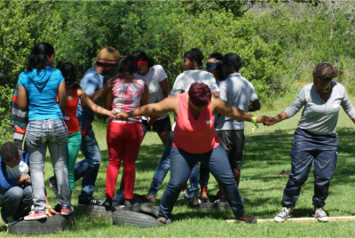 Giving impoverished SA youth a REAL START in life
