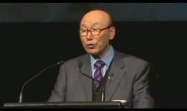 Pastor David Yonggi Cho,