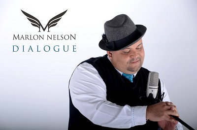 """Dialogue (First Chapter)"" a conversation with God says minstrel, Marlon Nelson"