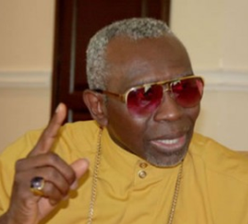 Rev Aso Oritsejafor.