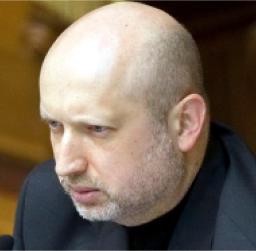 Baptist pastor and Ukraine's interim president, Oleksandr Turchynov. (PHOTO: Reuters/The Christian Post)