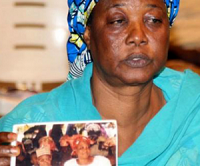 Woman forgives Islamists who killed her husband and son, and abducted her daughters