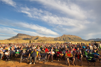 Flashback to KMMC 2014. Thousands of men from all corners of South Africa are expected to gather here again over the weekend. (PHOTO: Rob Southey).