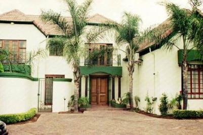 Embassy of Sudan in Hatfield, Pretoria.