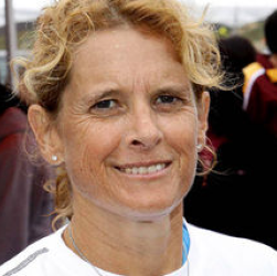 Zola Budd dedicates her Comrades run to Pierre Korkie
