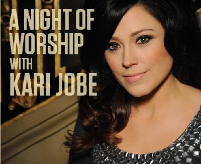 Kari Jobe to visit SA shores in July