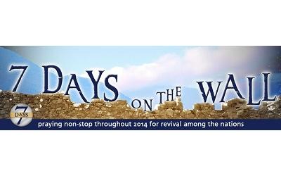 2014 Prayer movement gathers momentum