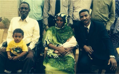 Sudanese mom: Giving birth in shackles may have disabled my child