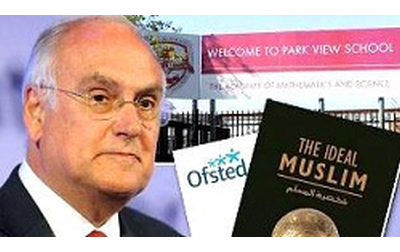 Chief inspector of schools for England, Sir Michael Wilshaw. (PHOTO: PA)