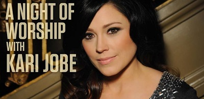 'A Night of Worship with Kari Jobe' event extended; Premium ticket holders receive special benefits