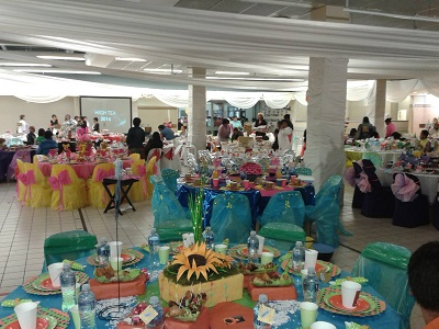 Victory Ministries' High Tea with a difference