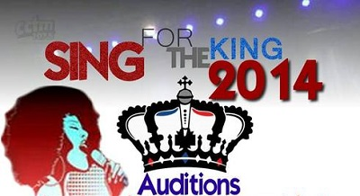 Sing for the King 2014 launched