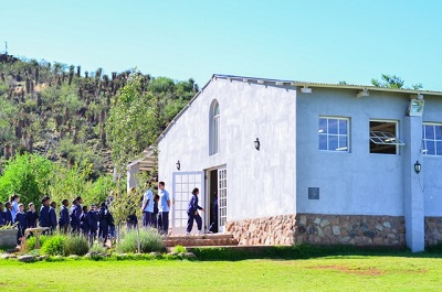 School birthed in faith aims to comply with God's measure