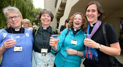 Church of England allow women to become bishops