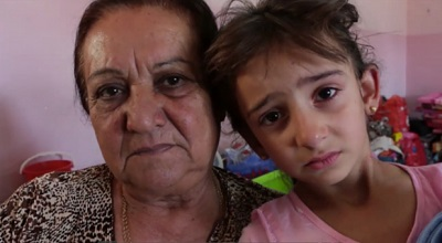 Iraqi Christians flee to Biblical city for refuge