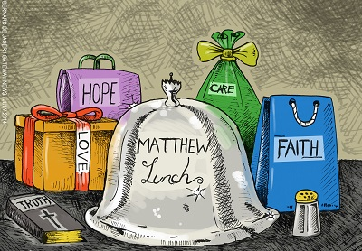 50 churches expected to unite to serve PE homeless in 'Matthew Lunch 2014'