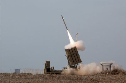 Iron dome operator: God moved missile we couldn't hit