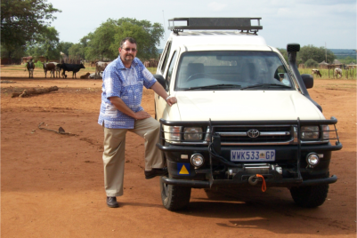 Cape to Kisangani — 4×4 mission to share Gospel, promote economic development